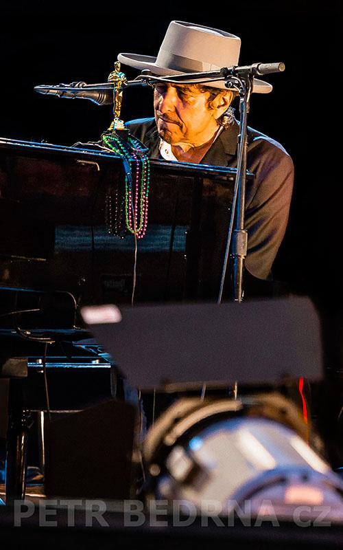 Bob Dylan, Drážďany, 3.7.2012, Junge Garde, Německo(1)