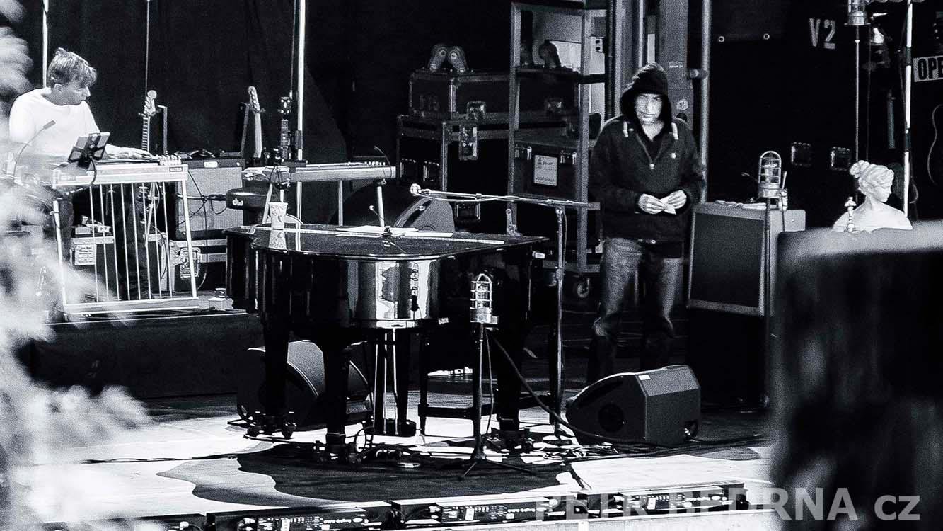 Bob Dylan, zkouška, 26.6.2015, Ottakringer Arena, Wiesen(1)