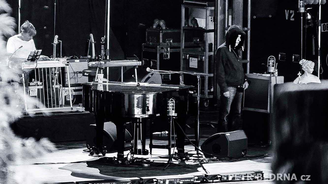 Bob Dylan, zkouška, 26.6.2015, Ottakringer Arena, Wiesen(2)