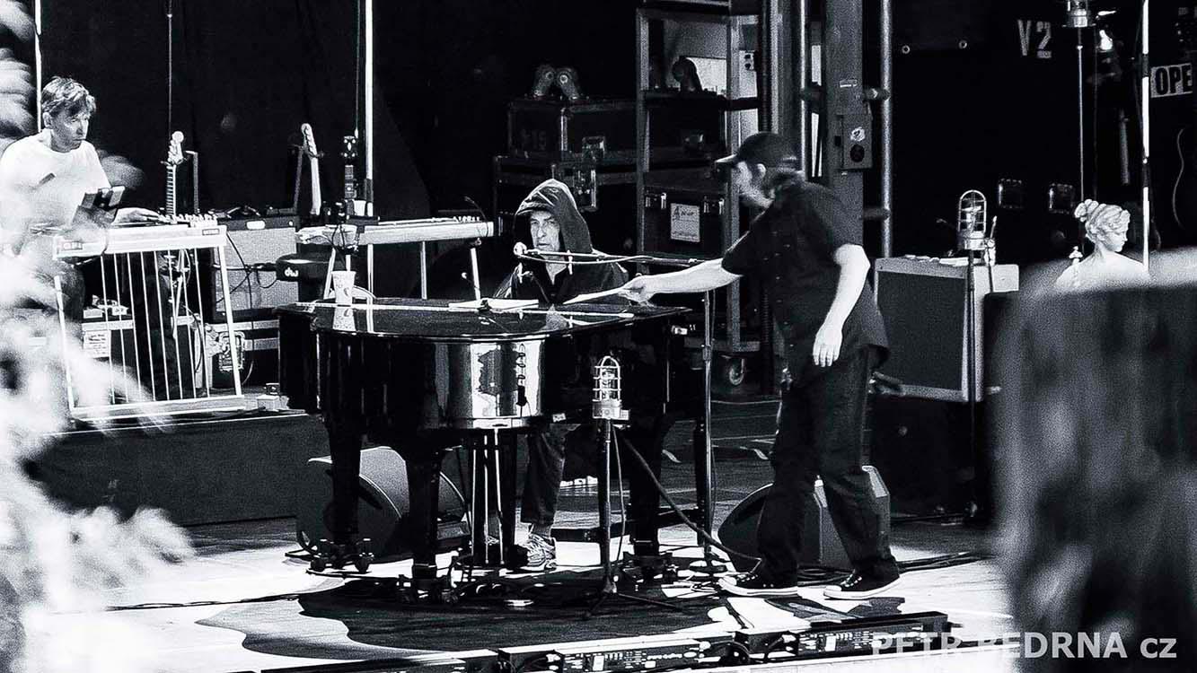 Bob Dylan, zkouška, 26.6.2015, Ottakringer Arena, Wiesen(8)