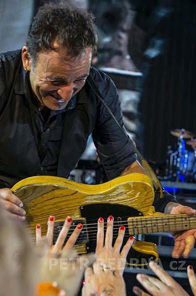 Bruce Springsteen, Praha, 12.7.2012(8)
