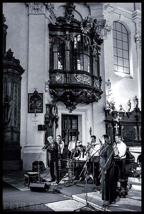 Hradišťan, Bazilika sv. Markéty, Břevnov, Praha