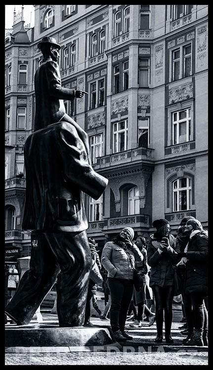 Pomník Franze Kafky, 2015, Jaroslav Róna, Praha(18)
