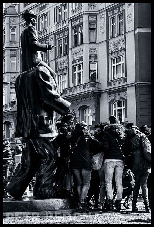 Pomník Franze Kafky, 2015, Jaroslav Róna, Praha(19)