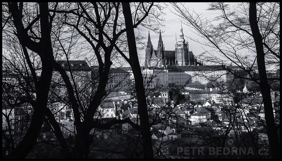Pražský hrad, Hradčany, Strahov, Praha